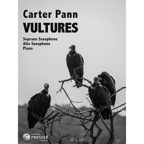 Carl Fischer Vultures - Saxophone Duet with Piano - image 1 of 1