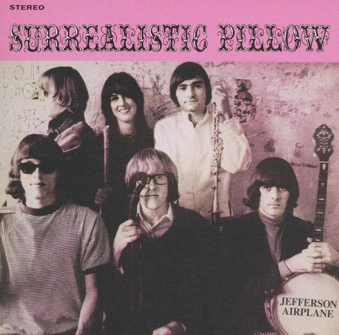 Jefferson airplane - Surrealistic pillow (CD) - image 1 of 1