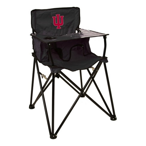 NCAA Indiana Hoosiers Ciao! BabyPortable High Chair - Red - image 1 of 1