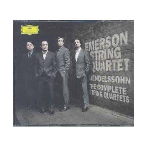 Mendelssohn - Mendelssohn: Complete String Quartets; Octet (CD) - image 1 of 1