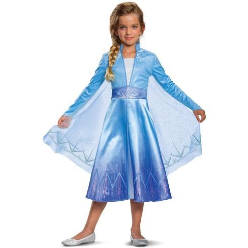 Frozen Frozen 2 Elsa Deluxe Child Costume - image 1 of 2
