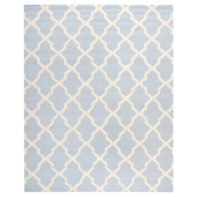 Maison Textured Area Rug - Light Blue / Ivory (6' x 9')- Safavieh®
