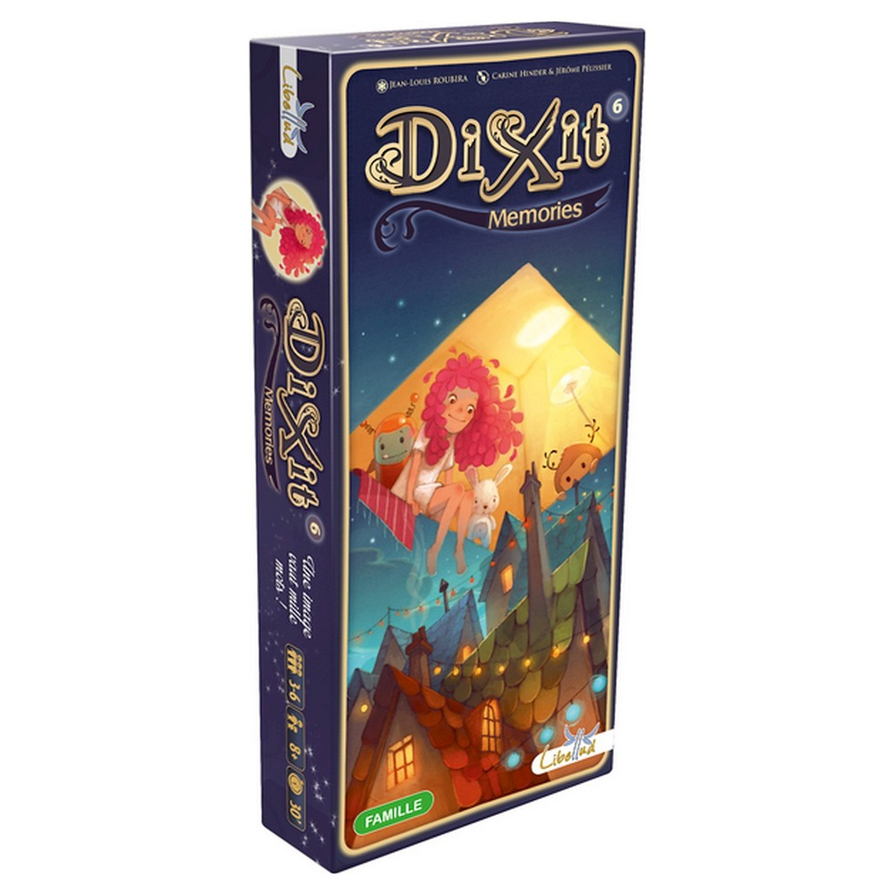 Dixit Memories Board Games