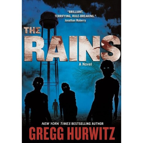 Rains -  Reprint (The Rains Brothers) by Gregg Hurwitz (Paperback) - image 1 of 1