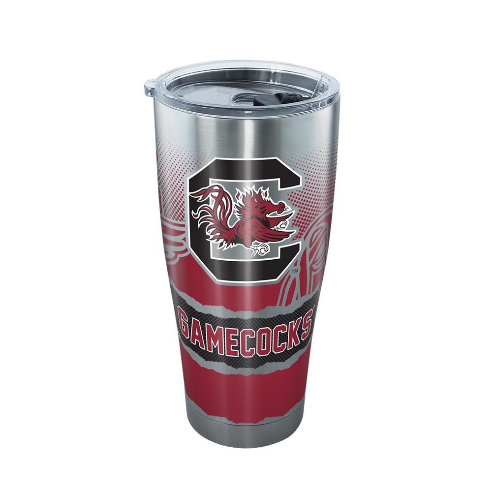 Tervis South Carolina Gamecocks Knockout 30oz Stainless Steel Tumbler With Lid