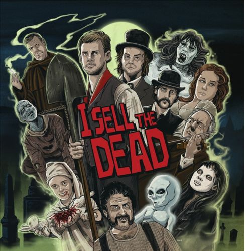 Jeff grace - I sell the dead (Ost) (Vinyl) - image 1 of 1