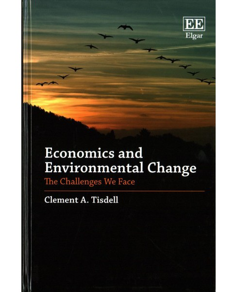 Economics and Environmental Change : The Challenges We Face (Hardcover) (Clement A. Tisdell) - image 1 of 1