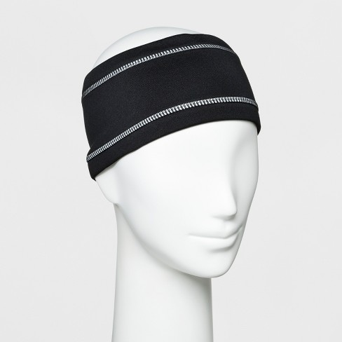Women s Reflective Stretch Outerwear Headband - C9 Champion® Black Silver bbd7c4a7742