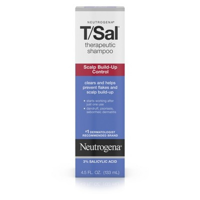 Shampoo & Conditioner: Neutrogena T/Sal