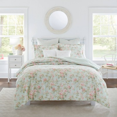 Madelynn Comforter Set - Laura Ashley