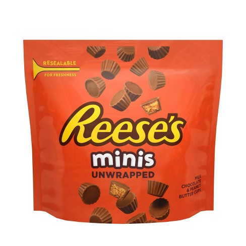 Reese's Minis Peanut Butter Cups - 7.6oz - image 1 of 4