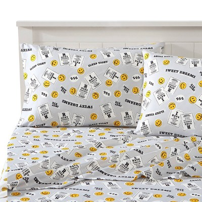 Seeing 20/20 Novelty Printed Sheet Set - Joe Boxer