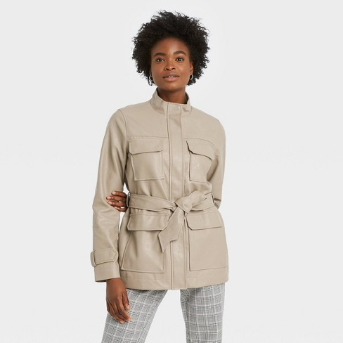 Women's Anorak Jacket - A New Day™ - image 1 of 3