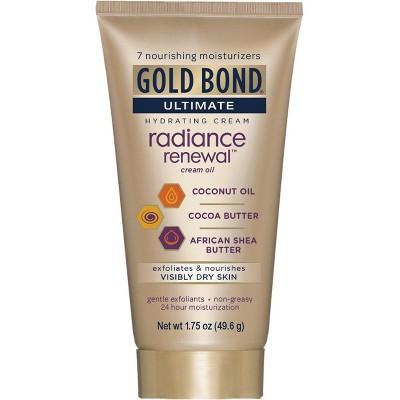 Gold Bond Radiance Renewal Hand and Body Lotion - 1.75floz