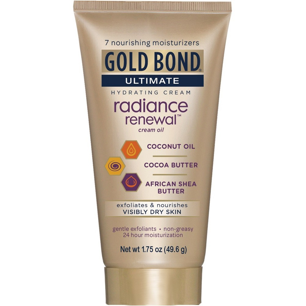 Image of Gold Bond Radiance Renewal Hand And Body Lotion - 1.75floz