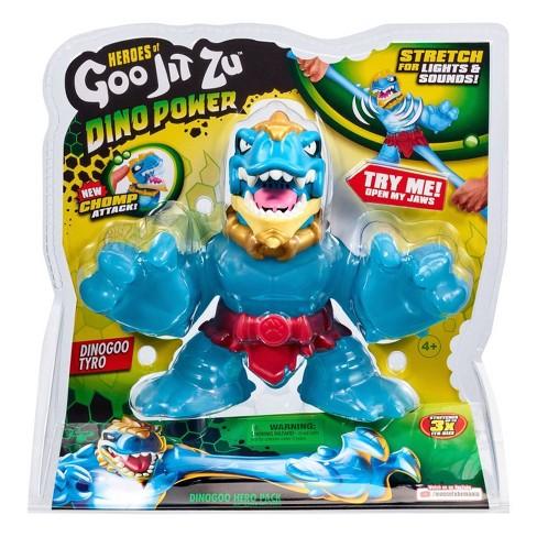 Heroes of Goo Jit Zu Dino Power Dinogoo Hero Pack - image 1 of 4