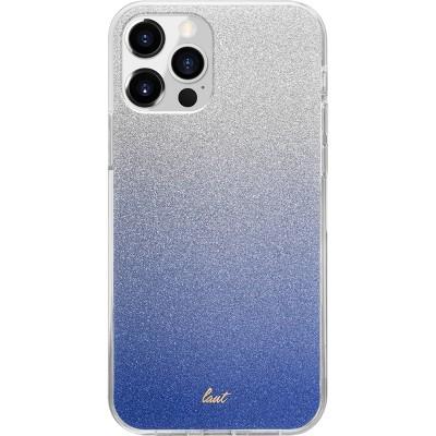 LAUT Apple iPhone 12/12 Pro Ombre Sparkle Phone Case - Powder Blue