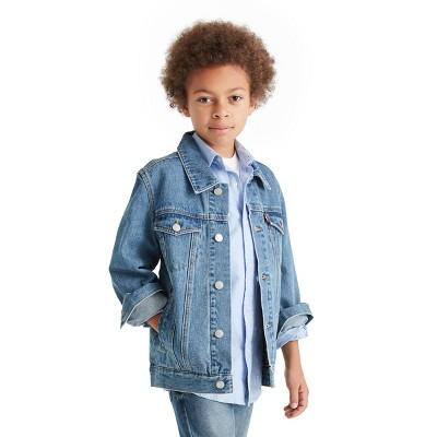 Kids' Denim Trucker Jacket - Levi's® x Target