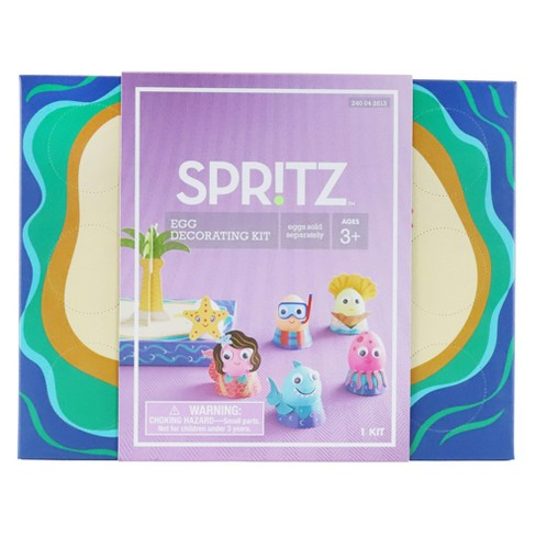 Easter Under the Sea Egg Decorating Kit - Spritz™ - image 1 of 1