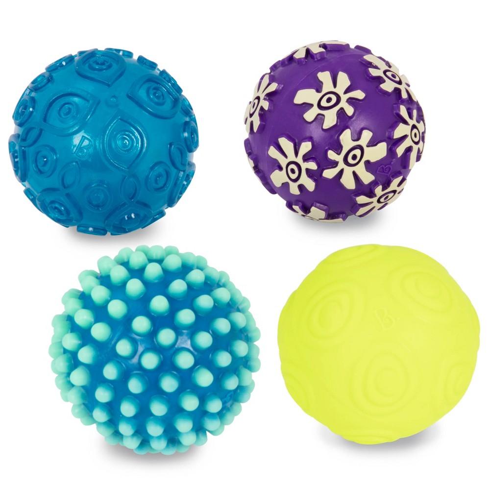 B. Oddballs - cool colors, Multi-Colored