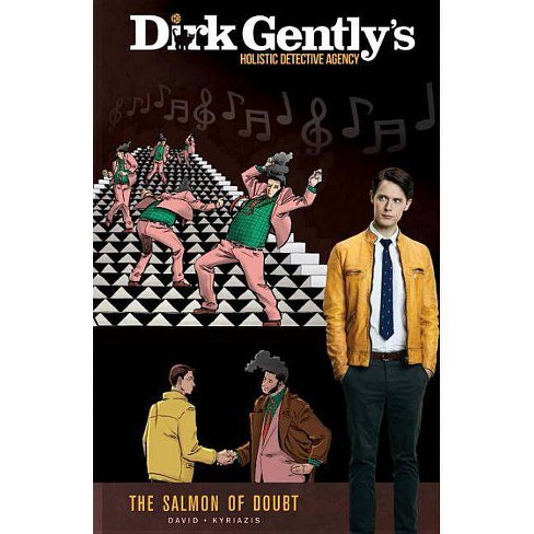 Dirk Gently's Holistic Detective Agency: The Salmon of Doubt, Vol. 2 - by  Arvind Ethan David - image 1 of 1