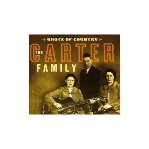 Carter Family - Roots of Country: The Best of the Carter Family (CD) - image 1 of 1