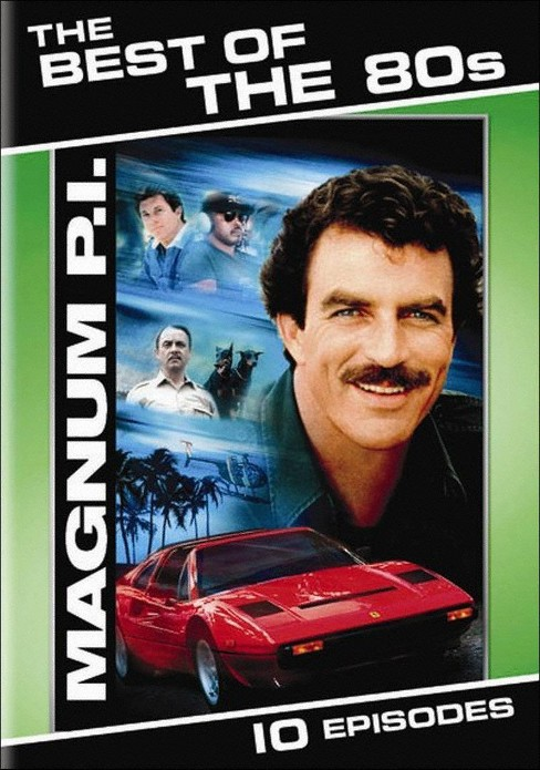 The Best of the 80s: Magnum, P.I. [2 Discs] - image 1 of 1