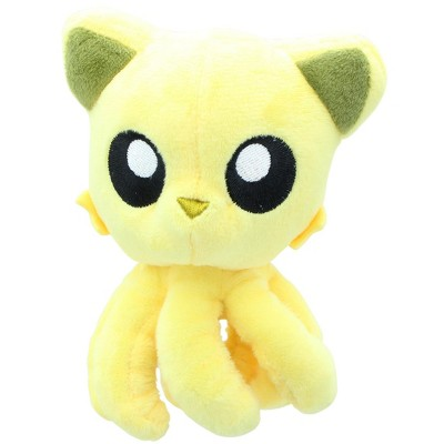 "Tentacle Kitty Little Ones 4"" Plush: Yellow"