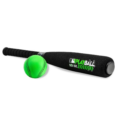 Franklin Sports MLB Playball Oversized Foam Bat and Ball