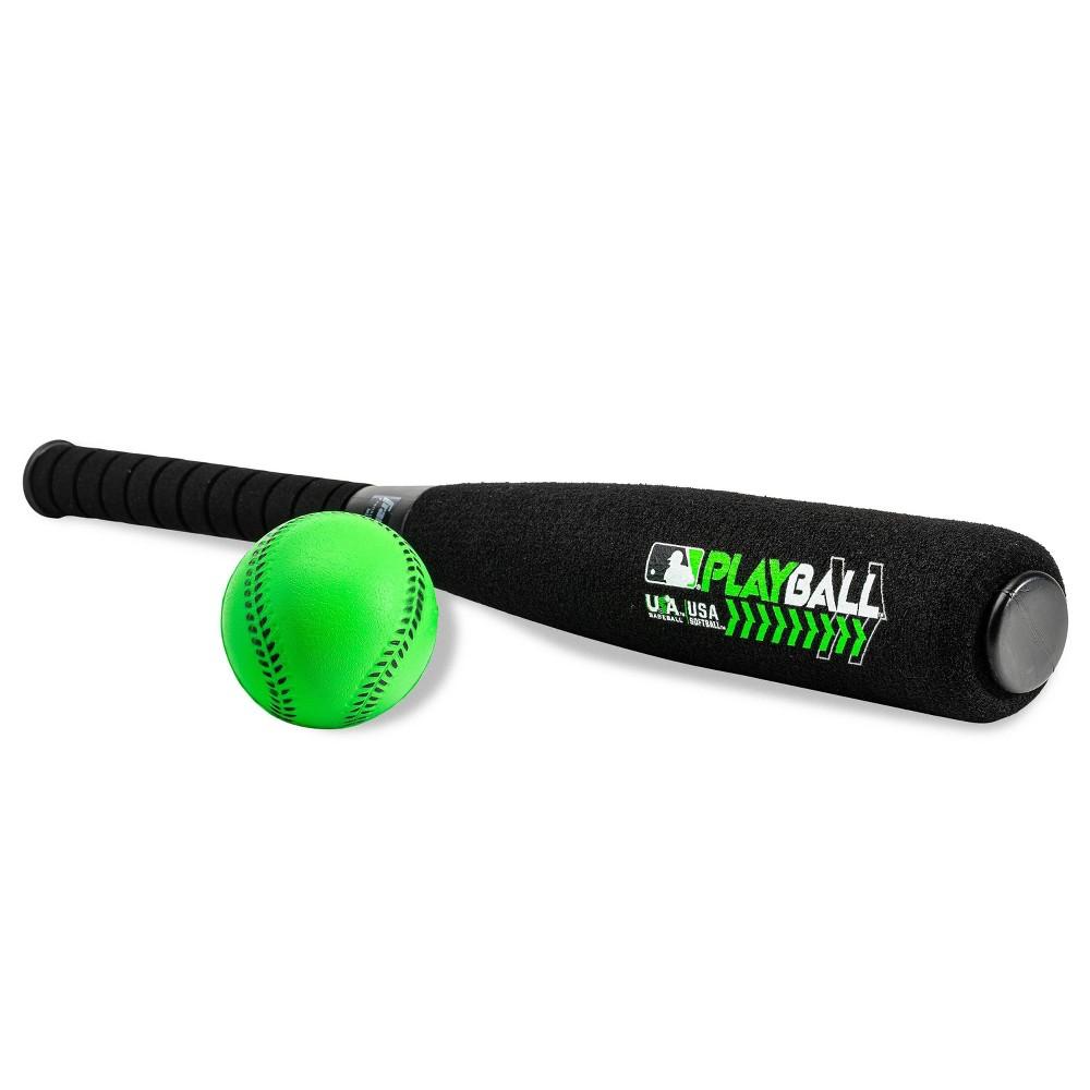 Franklin Sports Mlb Playball Oversized Foam Bat And Ball