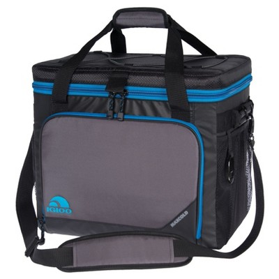 Igloo MaxCold Square 45 Can Cooler - Black