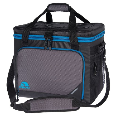 Igloo MaxCold Square 45 Can Cooler - Black - image 1 of 2