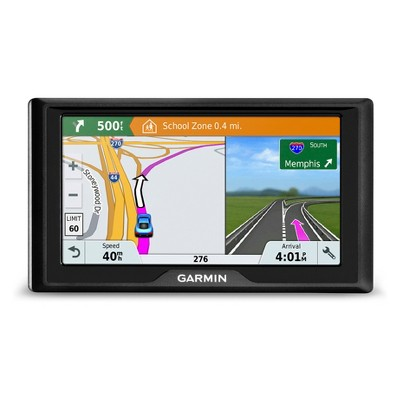 Garmin Drive 61 USA LMT-S Vehicle GPS - Black (010-01679-0C)