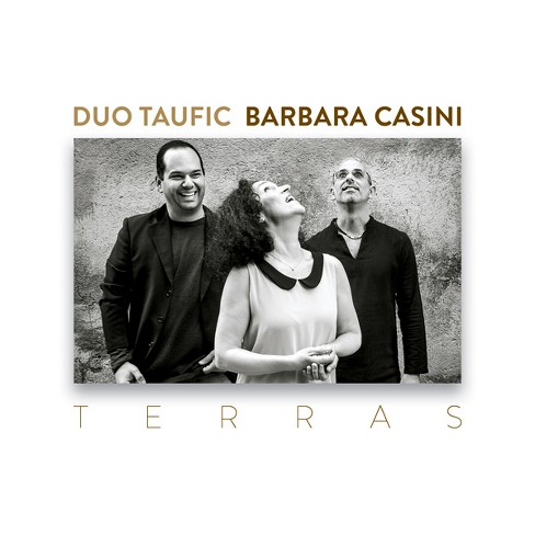 Duo Taufic - Terras (CD) - image 1 of 1