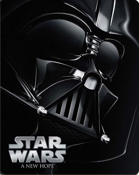 Star Wars Episode IV: A New Hope (Steel Book) (Blu-Ray) - image 1 of 2