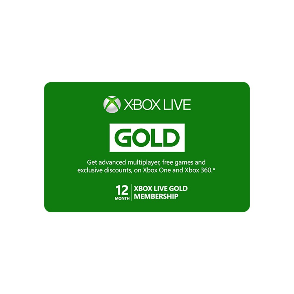 Xbox Live 12 Month Gold Membership (Digital) Give the gift of devices, games, and more to use at Microsoft Store online, on Windows, and on Xbox.* You'll receive an email with a digital code that your gift recipient can use to buy: - Popular games, apps, and add-ons - Blockbuster movies, TV shows, and music - Accessories and devices like Surface and Xbox With a Microsoft Gift Card, give the freedom to pick the gift they want. It can be used to buy devices, games, software, apps, movies, music, and more. There are no fees or expiration dates to worry about. This digital gift code is good for purchases at Microsoft Store online, on Windows, and on Xbox. It cannot be used for purchases at physical Microsoft Stores.