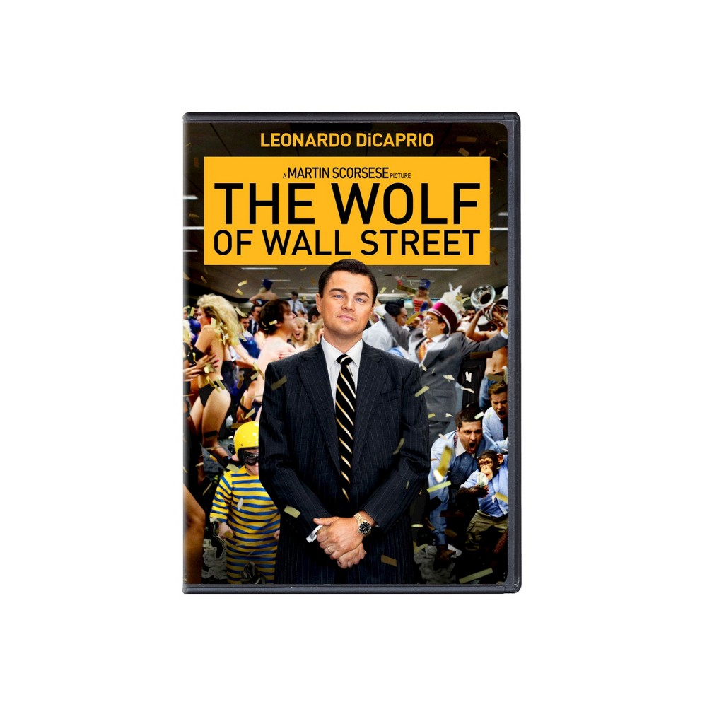 The Wolf of Wall Street (Widescreen)