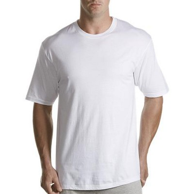 Harbor Bay 5-pk Crewneck T-Shirts - Men's Big and Tall