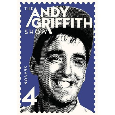 The Andy Griffith Show: The Complete Fourth Season (DVD)(2015)