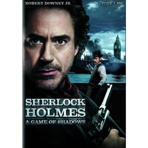 Sherlock Holmes: A Game of Shadows (dvd_video) - image 1 of 1