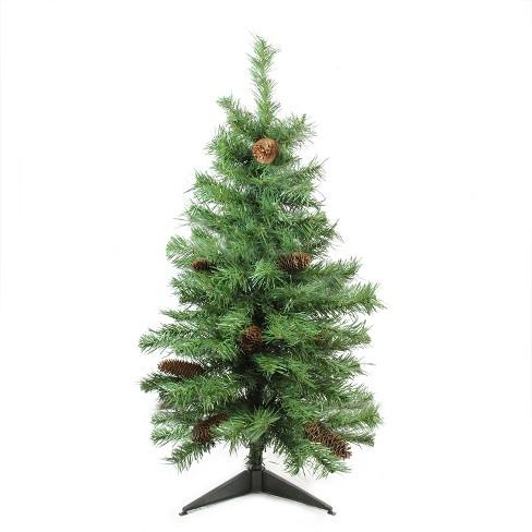 Northlight 3' Unlit Artificial Christmas Tree Full Dakota Pine - image 1 of 3