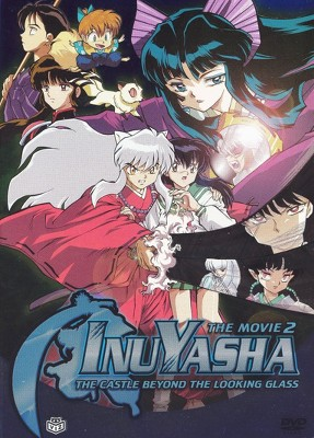 Inu Yasha: The Movie 2 - The Castle Behind the Looking Glass (DVD)