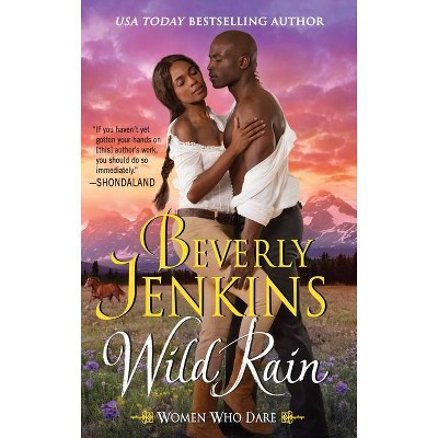 Wild Rain - by Beverly Jenkins (Paperback)