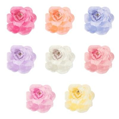 Meri Meri Rose Garden Napkins