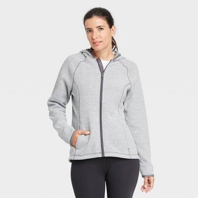 Women's Sweater Fleece Jacket - All in Motion™