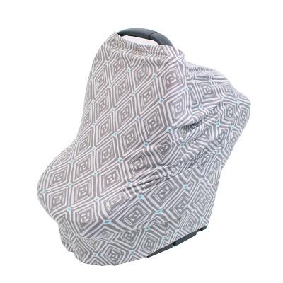 Bebe au Lait 5-in-1 Premium Cotton Nursing Cover - Esperanza