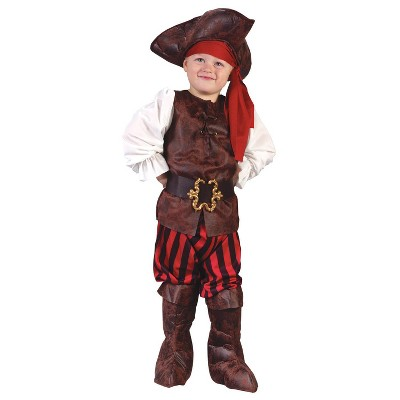 Kids' High Seas Pirate Halloween Costume