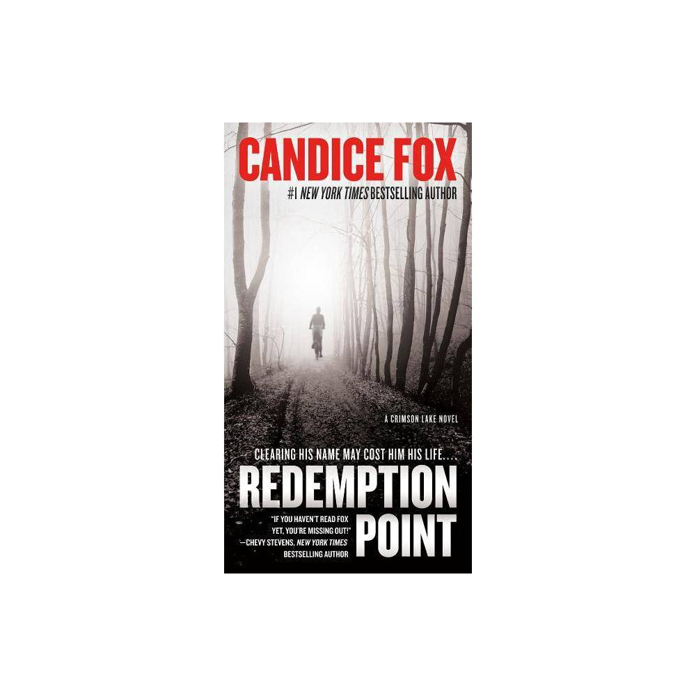 Redemption Point Crimson Lake By Candice Fox Paperback