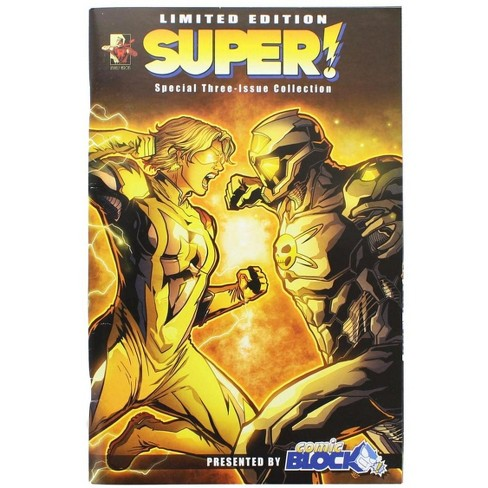 Nerd Block Super! Special Three-Issue Comic Collection (Comic Block Exclusive) - image 1 of 2