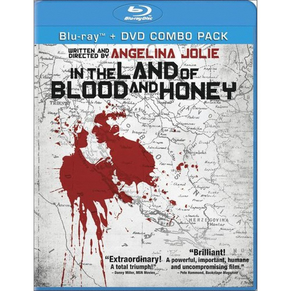 In The Land Of Blood And Honey (Bd/Dv (Blu-ray)